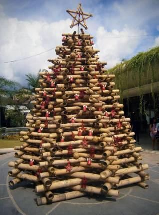 arbol-de-navidad-en-guadua