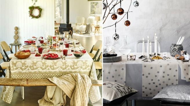 decoracion-mesas-navidad-textiles